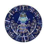 Тарелка Iittala Taika plate 27cm blue (1011635)