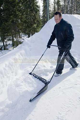 Отвал для уборки снега для мотоблока