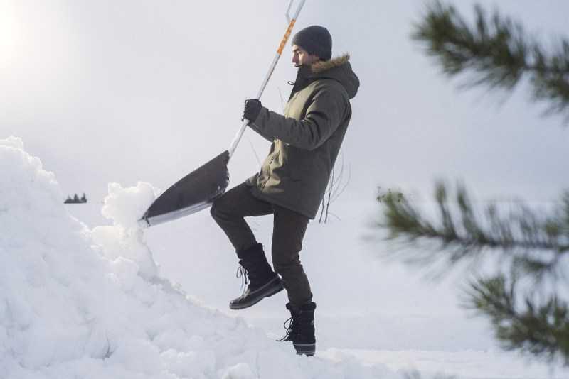 Машина для уборки снега в перми