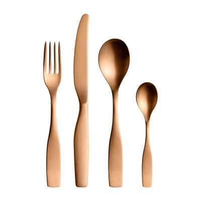 Набор столовых приборов Iittala Citterio 98 16 шт. gold (1026331)