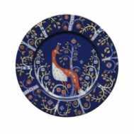 Тарелка Iittala Taika plate 22cm blue (1012442)